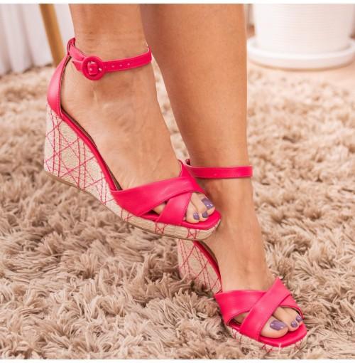 Anabela New Slim - 111488-Pink #d60064-34
